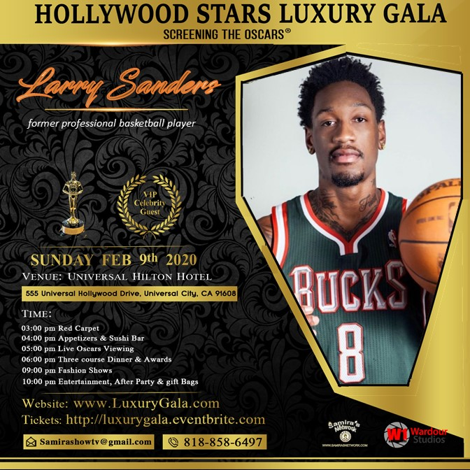 Larry Sanders-Luxury-gala2020